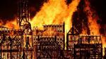 """""""Londres"""" ardió para recordar famoso incendio de hace 350 años - Noticias de casa santa marta"""
