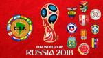 Eliminatorias Rusia 2018: la tabla de posiciones tras fecha 8 - Noticias de barcelona de ecuador