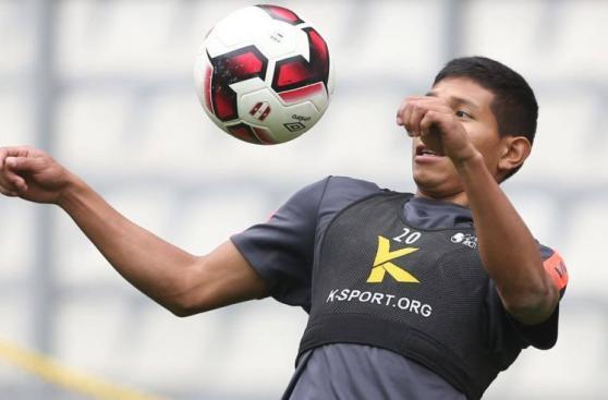 Perú realizó su última práctica en el Estadio Nacional [FOTOS]