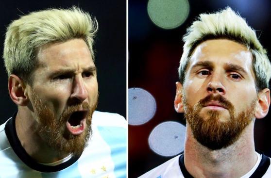 Lionel Messi cenizo: todos los 'looks' en su carrera [FOTOS]