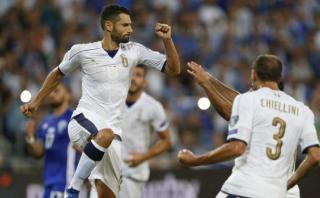 Italia venció 3-1 a Israel por Eliminatorias Rusia 2018 [VIDEO]