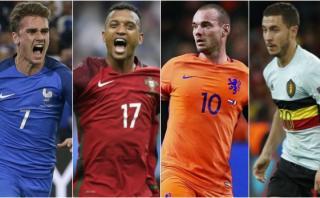 Eliminatorias europeas: así quedaron todos los duelos de hoy