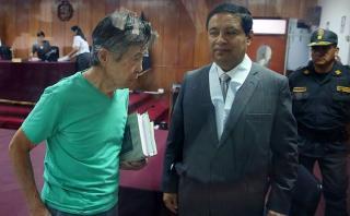 """Abogado de Fujimori: """"Pedido de indulto ya es caso cerrado"""""""