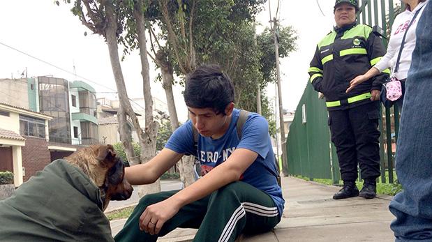 [Foto] La Molina contra el abandono de mascotas