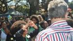 La niña que lucha contra colegio que obliga alisarse el cabello - Noticias de pretoria