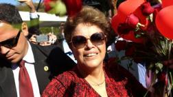 Así se despidió Dilma de la residencia presidencial [FOTOS]