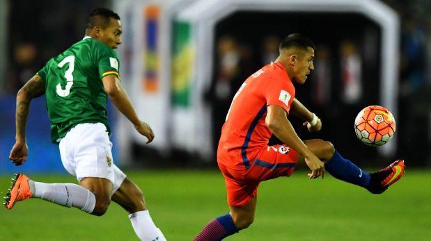Chile vs. Bolivia EN VIVO: empatan 0-0 por Eliminatorias