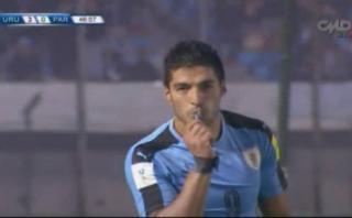 Uruguay: Luis Suárez igualó a Marcelo Salas con este gol
