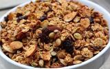 Facebook: La granola es un postre, no un alimento nutritivo
