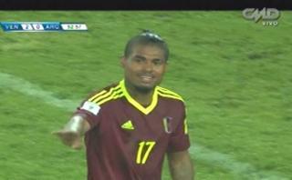 Venezuela marcó otro golazo para el 2-0 ante Argentina [VIDEO]