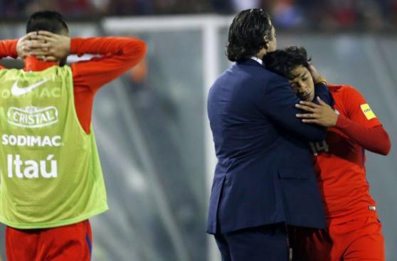 Chile: toda la frustración de la 'Roja' tras el 0-0 con Bolivia