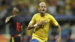 Brasil venció 2-1 a Colombia en Manaos por Eliminatorias 2018