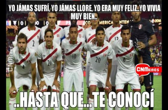 Perú vs. Ecuador: los memes de la victoria en Eliminatorias