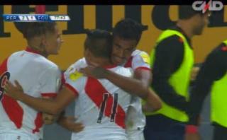 Selección peruana: Renato Tapia anotó golazo a Ecuador
