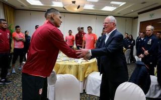 """PPK tras triunfo de selección peruana: """"Hay que mantener la fe"""""""