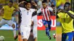 Eliminatoria Rusia 2018: la tabla de goleadores del certamen - Noticias de mauricio pinilla