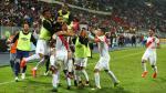 Selección: el júbilo de los jugadores tras ganar a Ecuador - Noticias de gabriel quintero