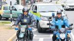 Serenazgo sin fronteras: bajan en 35% los robos en 6 distritos - Noticias de isidro cruz