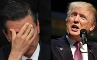 "México reemplaza a ministro ""responsable"" de la visita de Trump"