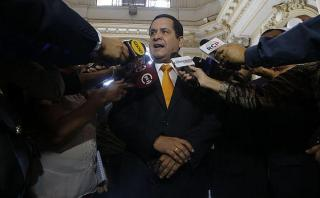 """Iberico: """"No estoy de acuerdo con sanción de Indecopi a Acuña"""""""