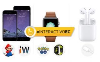 Detalles del iPhone 7 y todos los productos que lanzó Apple