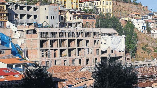 Cusco: el hotel paralizado y el dilema del patrimonio