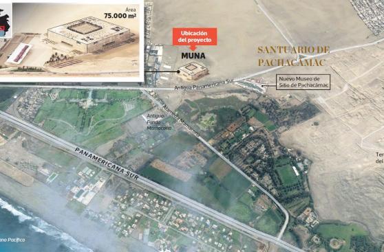 Expertos piden paralizar obras de Museo Nacional de Arqueología
