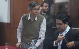 """Fujimori toma con pesimismo opciones para obtener su libertad"""