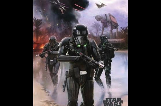 Darth Vader aparece en nuevas imágenes de Star Wars: Rogue One