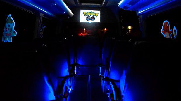 Facebook: conoce la Pokéneta, un bus para cazar pokémones