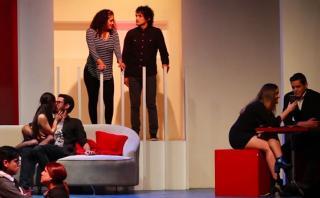 """David Carrillo nos habla de la obra """"Love & Chill"""" [VIDEO]"""