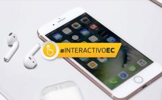 Compara el iPhone 7 con sus competidores [ESPECIAL]