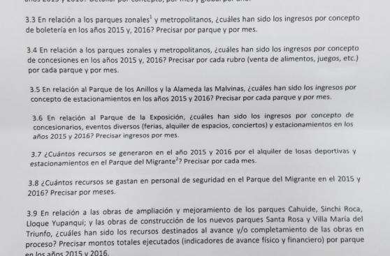 Luis Castañeda y las 108 preguntas para que el alcalde hable