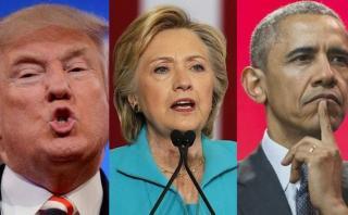 EE.UU.: Donald Trump atacó a Obama y Clinton en televisión rusa