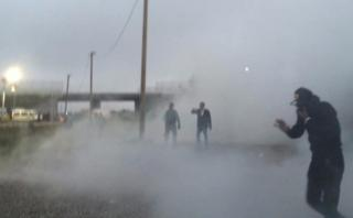 """Ratas muertas, basura y violencia: Así es """"La Jungla"""" de Calais"""