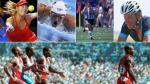 Ryan Lochte en lista histórica de deportistas 'top' sancionados - Noticias de ryan lochte