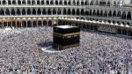 Miles retornan a La Meca un año después de la estampida mortal - Noticias de aziz ali