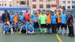 San Miguel realizará campeonato de fútbol adaptado - Noticias de miguel castilla