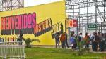 Mistura: Apega incómoda con campaña de Bitel en estacionamiento - Noticias de mistura