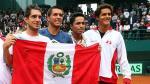 Copa Davis: Perú recibirá a Venezuela y esta demandará a ITF - Noticias de mauricio echazu
