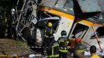 Tragedia en España: Descarrilamiento de tren deja 4 muertos - Noticias de alex gonzalez