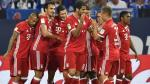 Bayern venció al Schalke 04 con goles de Lewandoski y Kimmich - Noticias de franck ribéry