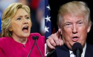 """Clinton llama """"deplorables"""" a los simpatizantes de Donald Trump"""