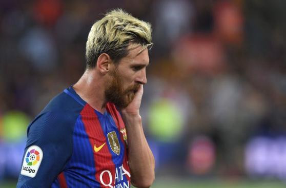 Barcelona: los rostros de frustración por caída ante Alavés