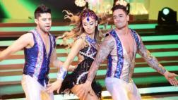 El gran show: Angie Arizaga se movió al ritmo de samba [VIDEO]