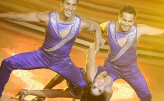 """""""El gran show"""": Melissa Paredes logró puntaje perfecto [VIDEO]"""