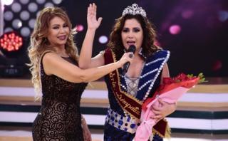 """""""El gran show"""": eliminan a Andrea Llosa del programa de Gisela"""