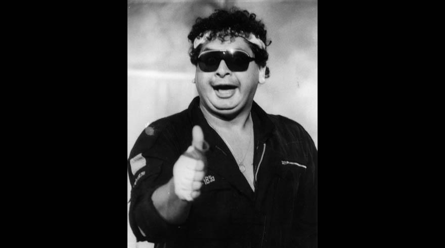 Ricky Tosso en los años ochenta. (Foto: Archivo de El Comercio)