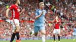 Manchester City ganó el derbi: venció 2-1 al Manchester United - Noticias de jose cespedes