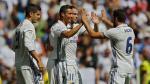 Real Madrid goleó 5-2 a Osasuna con un gol de Cristiano Ronaldo - Noticias de ramos torres